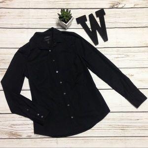J. Crew Stretch Perfect Button-Up Shirt